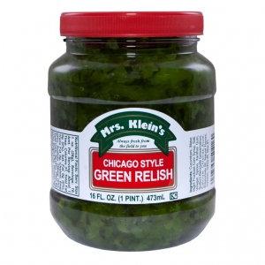 Mrs. Klein's Chicago Style Green Relish