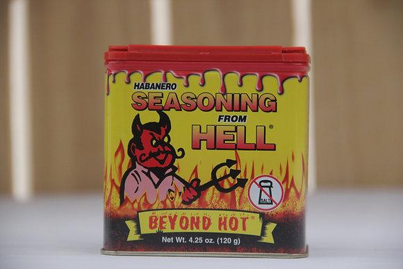 Seasoning From Hell