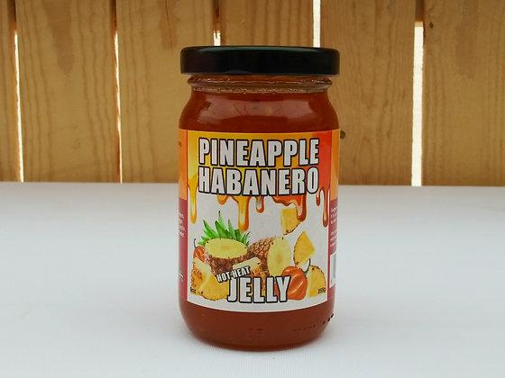 Arizona Pineapple Habanero Jelly