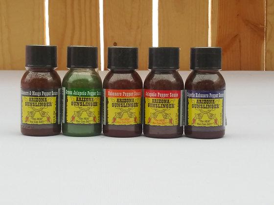 Arizona Gunslinger Mini Pepper Sauce