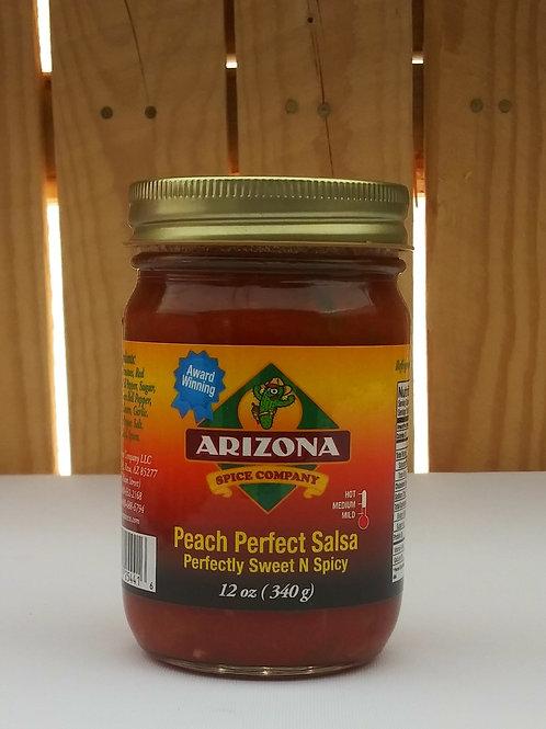 Arizona Peach Perfect Salsa