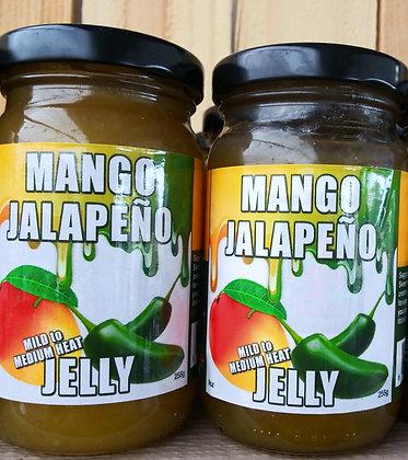 Arizona Mango Jalapeno Jelly
