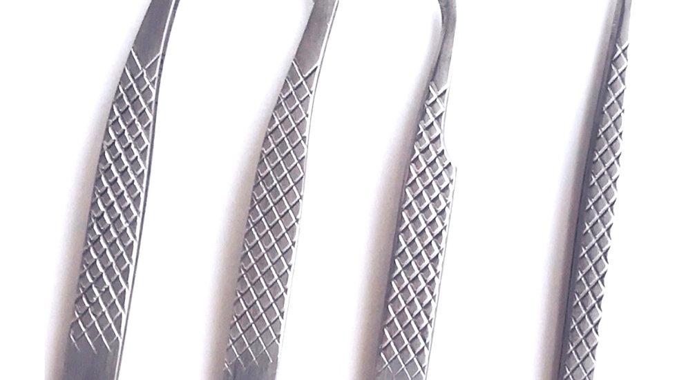 Set Of Lash Tweezers
