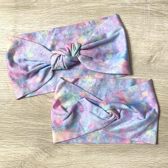 Easter Egg Dye Nylon Headwrap