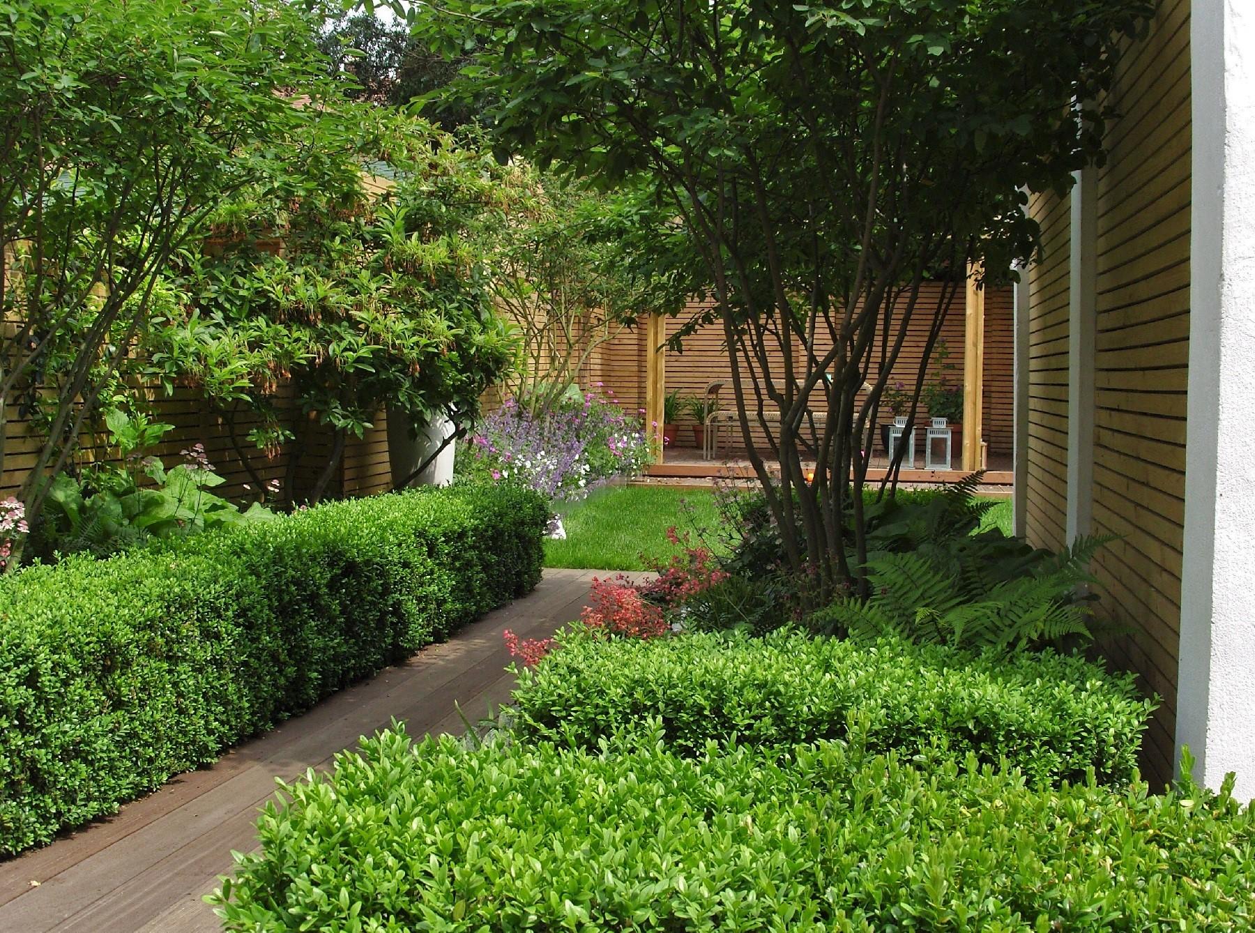 Private Garden London 01