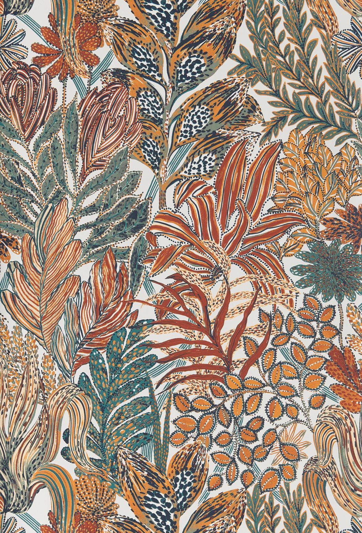 Papier peint Borromée  Casamanyce