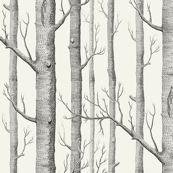 Papier peint Woods de Cole and Son