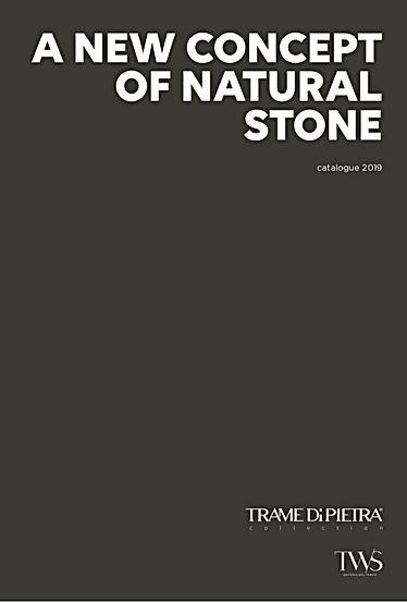 CATALOGUE | Trame di Pietra® Collection 2019