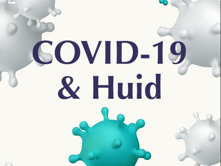 Evaluatie live webinar COVID-19 & Huid: 9.3/ 10!