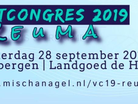 Voetcongres 2019 Reuma de laatste stand van zaken! | zaterdag 28 september in Driebergen - Landgoed