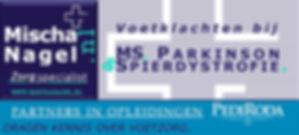 MS, Parkinson & Spierdystrofie dragen...