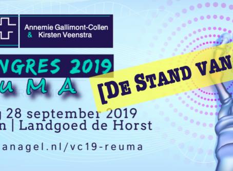 Alle presentaties Het Voetcongres: reuma [de stand van zaken] 28 september in Driebergen nu bekend.