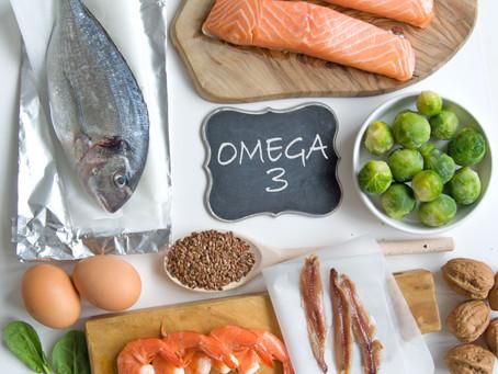 Omega-3 vetzuren. | Reumatoïde artritis kan voorkomen worden of uitgesteld!