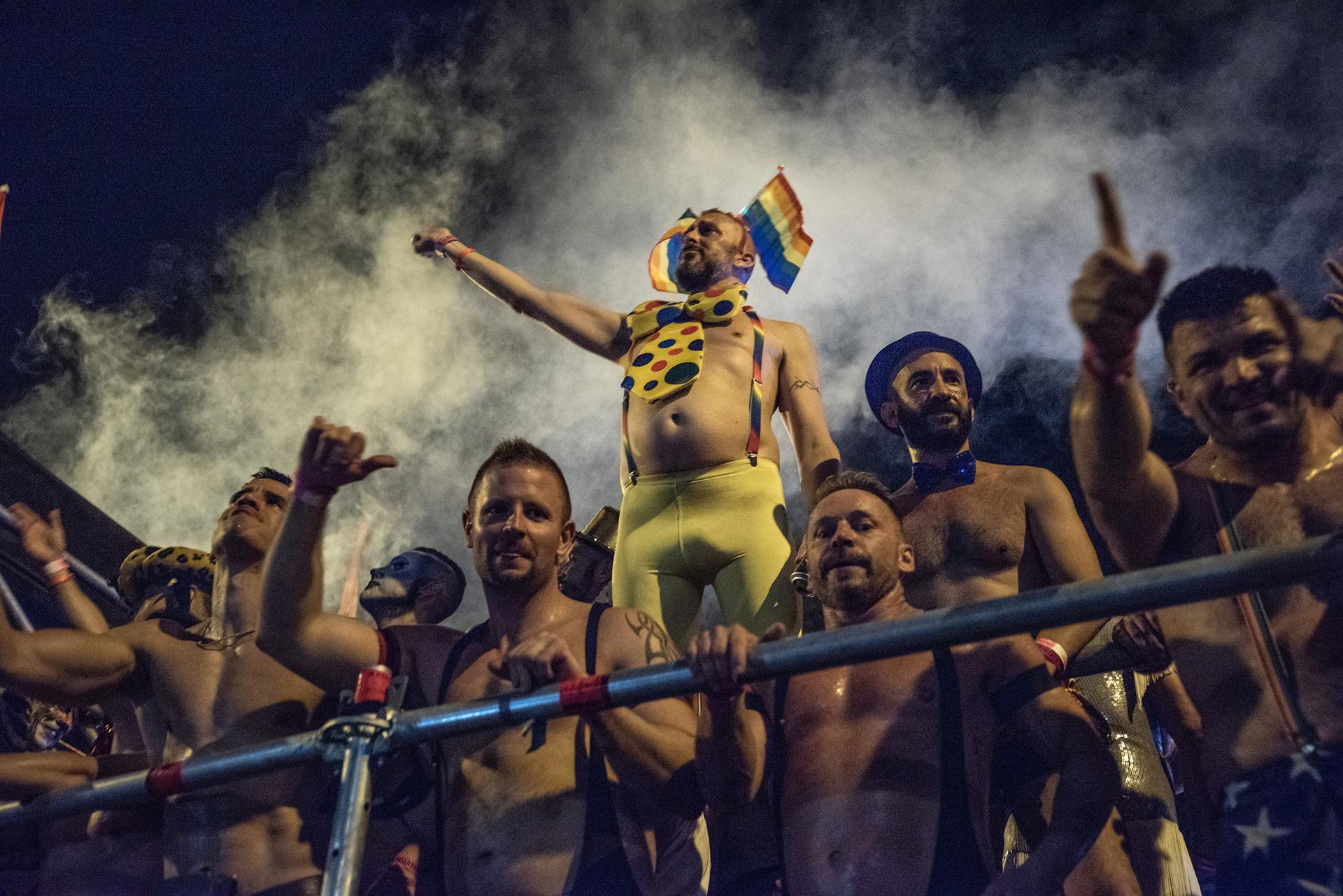 Fiesta del Orgullo LGTBIQ+