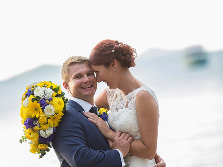 Michelle and Daniel - So Much Laughter!