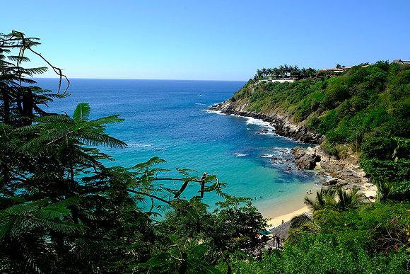Playa Carrizalillo, Puerto Escondido