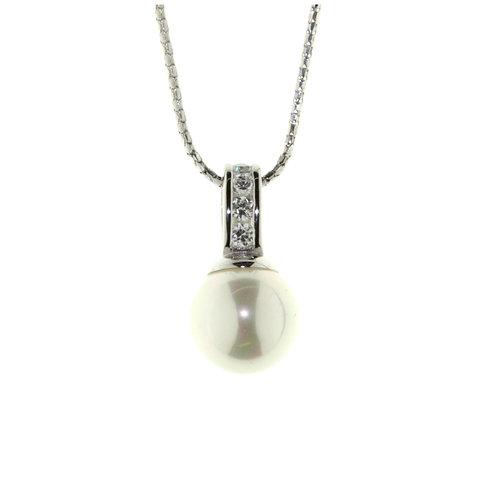 Pearl Pendant - p366w