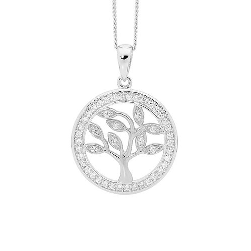 Tree of Life Pendant - p777s-1