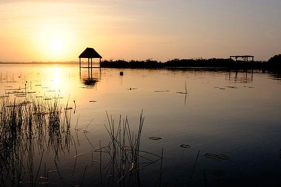 Barcalar Lagoon, Mexico