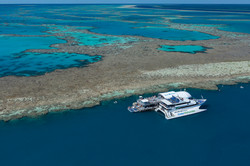 Cruise Whitsundays Great Barrier Reef Commercial Marketing Photography