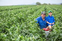 Rushel Farm Monsanto Commercial Marketing Photography
