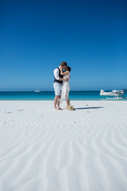Whitehaven Beach Whitsunday Wedding Photography