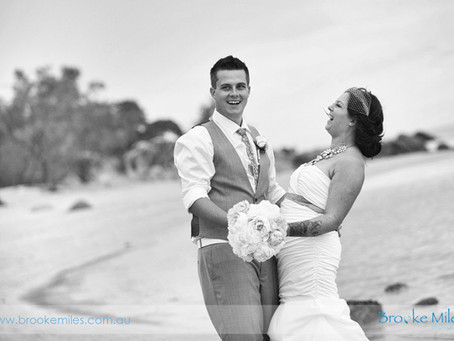 Danni and Peter  |  Eco Resort Cape Gloucester