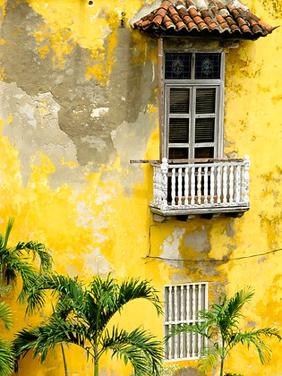 Cartagena City Walls #1