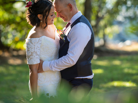Diana and Jaimus's  Intimate Airlie Beach Wedding