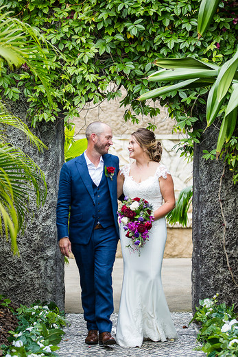 Villa Botanica Wedding Photography