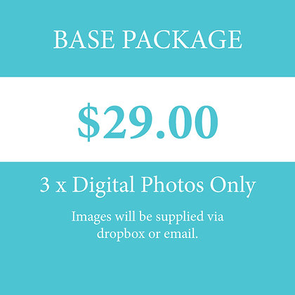 FORMAL PHOTOS - Base Package
