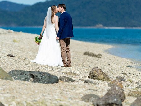 Michael and Jessie Get Married At Daydream Island 🏝