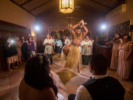 Jessica and Seluipa's Fiji and Tongan Wedding Party!