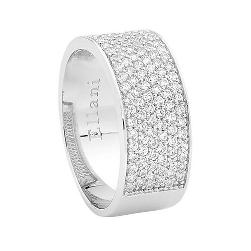 Chunky Cubic Zirconia Ring - R467