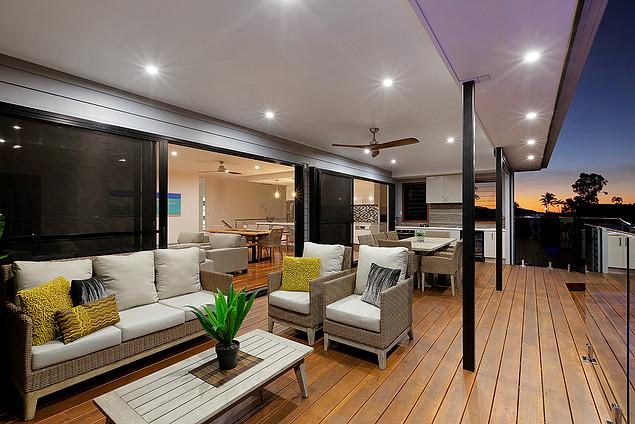 Residential_New homes_Interior lighting_Steve Knight Builders