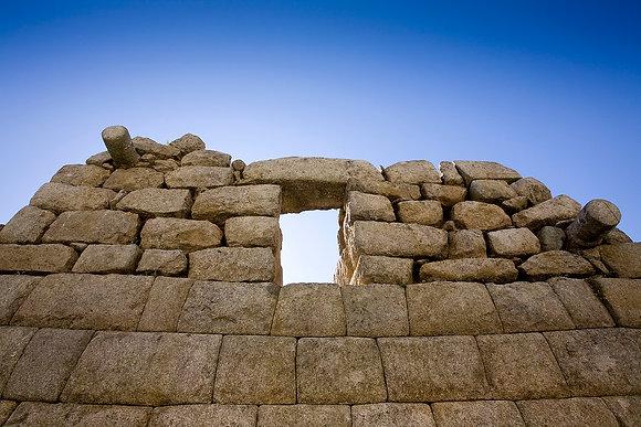 Walls of Machu Pichu