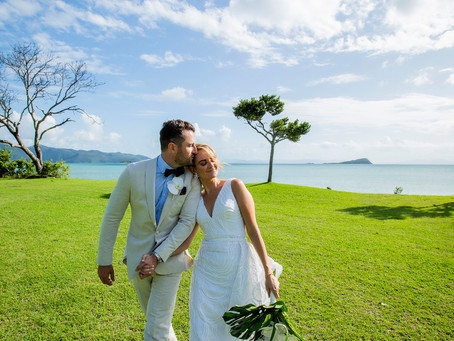 Nikita and Benjamin | Destination Wedding Bliss at Hayman Island