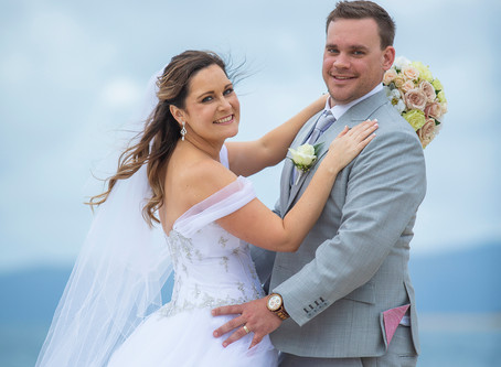 Angela and Paul - Love and Laughter at Daydream Island