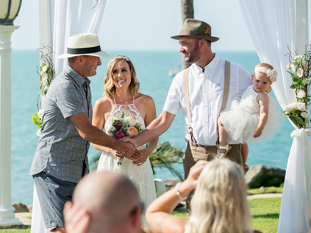 Renee and Matt's Destination Wedding Bliss in the Whitsundays.