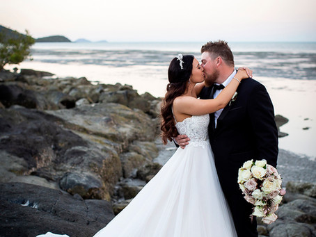 Angela and Dylan's Fairytale Villa Botanica Wedding