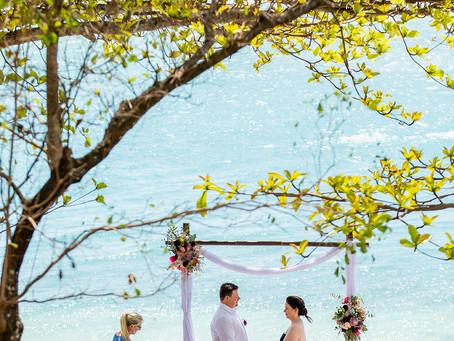 April and Gene | Daydream Island