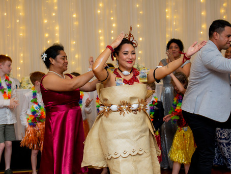 Susitina & Aran...and a fabulous Tongan Celebration.