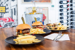 Northerlies Bar Food Photography