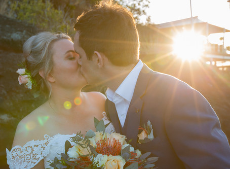 Lisa and Eamonn | And Their Truly Lovely Whitsunday Wedding Day