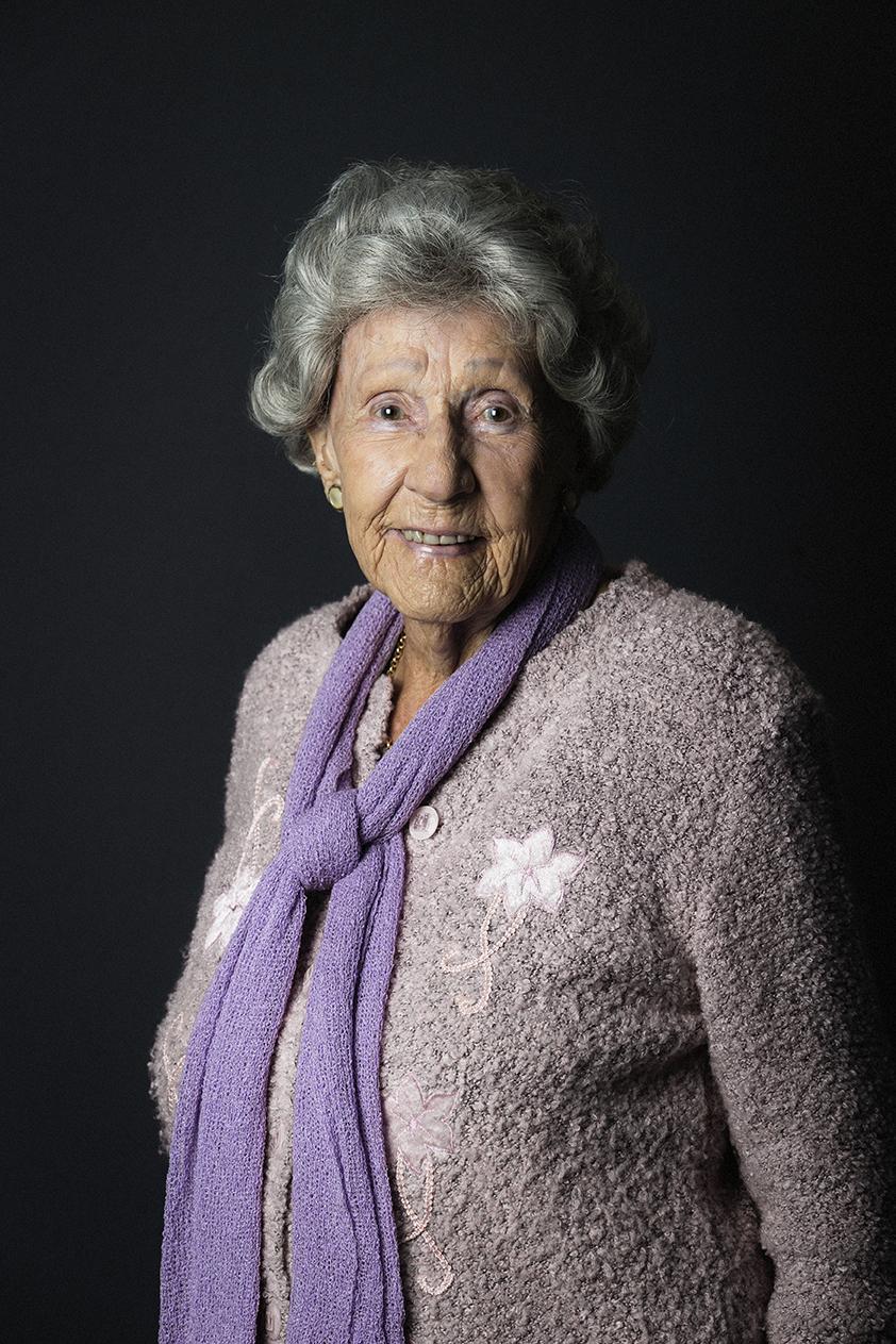 Mrs Mavis Blackwood