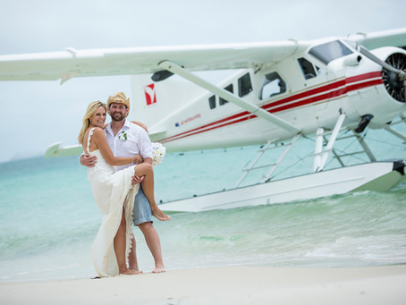 Lyndsey and Daniel's 'Little Bit Wet' Whitehaven Wedding!