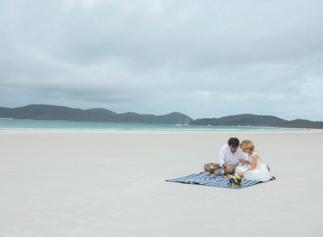 Esther & Terrance - From Mt Everest to The Whitsundays!