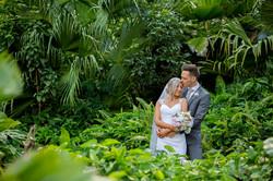 Villa Botanica Wedding photography in the Whitsundays by Brooke Miles