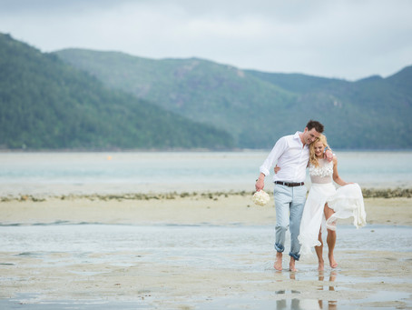 Neil and Akvil's Intimate Wedding at One&Only Hayman Island