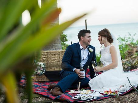 Natalie and Matt's 'Plan B' Hollywood Style Wedding!